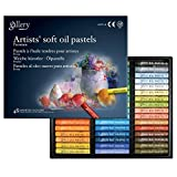 Mungyo Gallery Soft Oil Pastels Set of 48 - Assorted Colors (Color: Limited edition)
