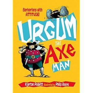 Kjartan Poskitt - Urgum the Axe Man