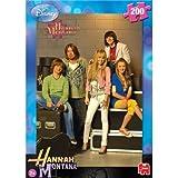 Hannah Montana 200 piece Disney Jigsaw Puzzle