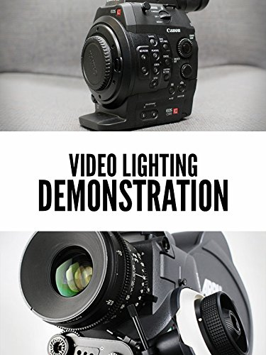 Video Lighting Demonstration: 3-Point Lighting Tutorial