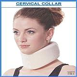 CERVICAL COLLAR , Unisex Soft Foam for Comfort and Support, MEDIUM, (P&P 99p)