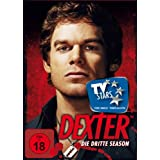 Dexter - Die dritte Season [4 DVDs]von &#34;Michael C. Hall&#34;