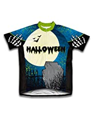 Mr Bones Short Sleeve Cycling Jersey for Women
