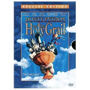Monty Python and the Search for the Holy Grail