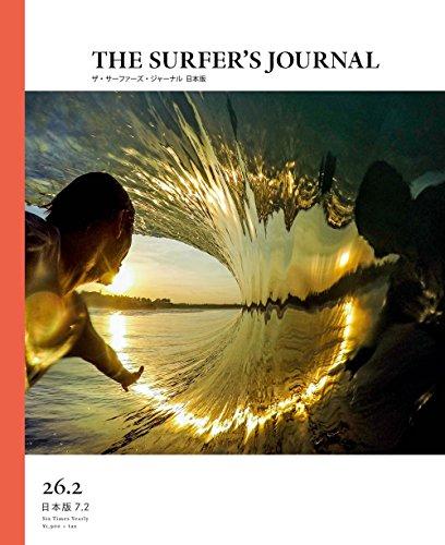 THE SURFER'S JOURNAL 2017年6月発売号 大きい表紙画像