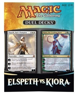 ELSPETH-vs-KIORA-MTG-Magic-the-Gathering-2015-Duel-Decks-Box-Set-120-cards