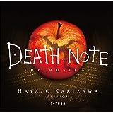 『デスノートTHE MUSICAL』ライブ録音盤CD 柿澤勇人バージョン