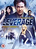 Leverage: Complete Season 4 [DVD]