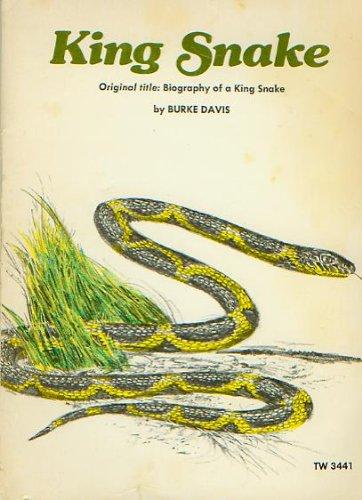 King Snake, Burke Davis