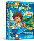 Nickelodeon Go Diego Go: Great Dinosaur Rescue & Safari Rescue (2-Game Set) [Old Version]