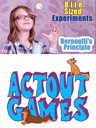 Bite Sized Experiments Bernoulli's Principle