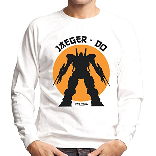 Jaeger Do Pacific Rim Karate Kid Men's Sweatshirt