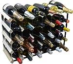 Harbour Housewares 30 Bottle Wine Rac...