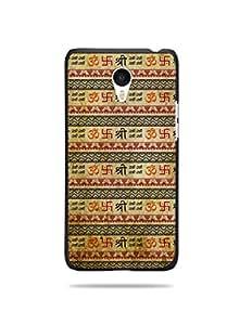 alDivo Premium Quality Printed Mobile Back Cover For Meizu M1 Note (2D) / Meizu M1 Note (2D) Back Cover (MKD088)