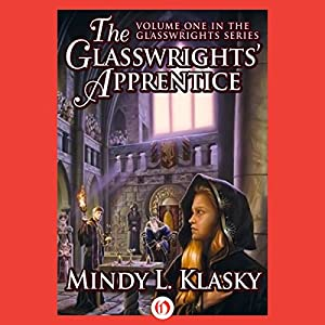 The Glasswrights' Apprentice Audiobook