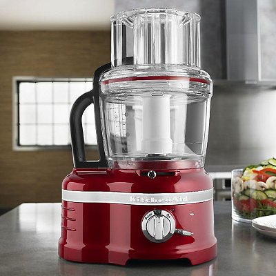 KitchenAid Pro Line Series Food Processor - Candy Apple Red - Frontgate