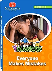 Get Along Monsters: Everybody Makes Mistakes
