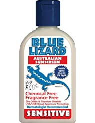 Blue Lizard Australian Sunscreen SPF Sensitive 30+ (our families best lotion with sunscreen)