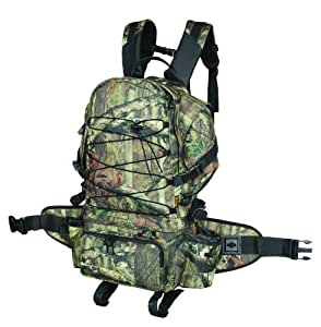 Allen Company Canyon Hydration-Ready Pack with Zip-Off Fanny Pack