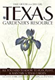 img - for Texas Gardener's Resource book / textbook / text book