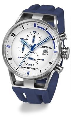 Locman Montecristo Chronograph from watchmaker Locman Italy
