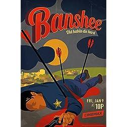 Banshee: Season 3 [Blu-ray] + Digital HD [Blu-ray]