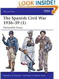 The Spanish Civil War 1936-39 (1): Nationalist Forces (Men-at-Arms)