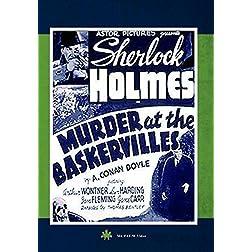 """Sherlock Holmes """"Murder at the Baskervilles"""""""