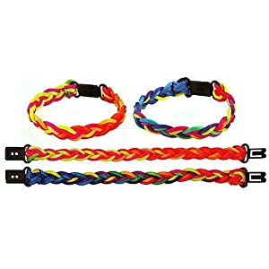 Pack of 10 Friendship Bracelets - Great Girls and Boys ...