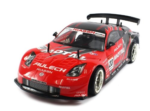 Save Price Nissan 350Z Electric RC Car 1:10 CT Speed Racing 10+MPH RTR (Colors May Vary)  Review