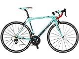 ビアンキ(BIANCHI) CYCLE 2016 SEMPRE PRO (105 2x11s) ロードバイク チェレステ 50
