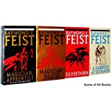 The Riftwar Saga: Magician Apprentice/ Magician Master/ Silverthorn/ Darkness at Sethanon
