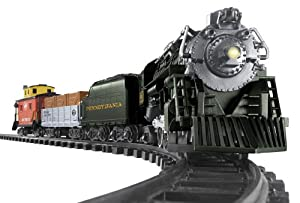 Lionel Pennsylvania Flyer Train Set - G-Gauge by Lionel LLC