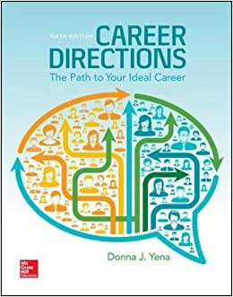 Career Directions: New Paths To Your Ideal Career