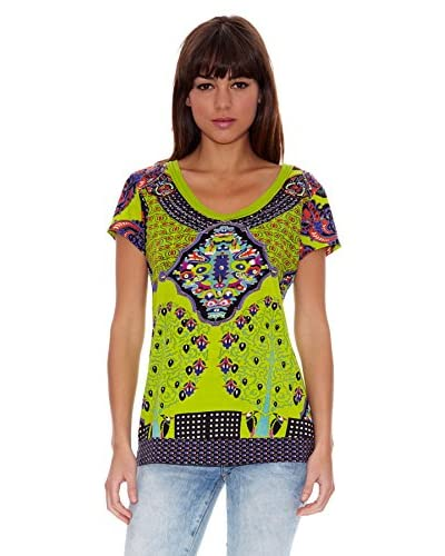 Janis Camiseta Valeria Multicolor