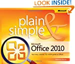 Microsoft&amp;reg; Office 2010 Plain &amp; Si...