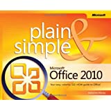 Microsoft Office 2010 Plain and Simple (Plain & Simple)by Katherine Murray