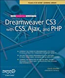David Powers The Essential Guide to Dreamweaver CS3 with CSS, Ajax, and PHP (Friends of Ed Adobe Learning Library)