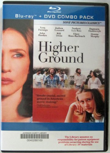 Higher Ground (BLU RAY ONLY) DVD NOT INCLUDED