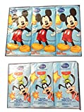 Disney Pocket Tissues (6-pack) (Mickey Mouse)