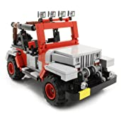 JP Off-Roader - LIMITED EDITION Custom LEGO Element Kit