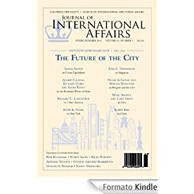 The Future of the City (Spring/Summer 2012) (Journal of International Affairs)