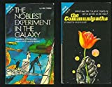 img - for The Communipaths / The Noblest Experiment in the Galaxy (Ace Double, 11560) book / textbook / text book