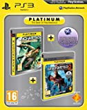 Uncharted: Drake's Fortune & Uncharted 2: Among Thieves - Platinum Double Pack (PS3)