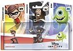 Disney Infinity - Pack 3 Figuras Comp...
