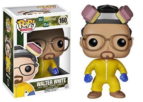 Walter White Cook: Funko POP! x Breaking Bad Vinyl Figure