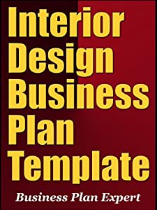 Interior Design Business Plan Template by Liraz Publishing