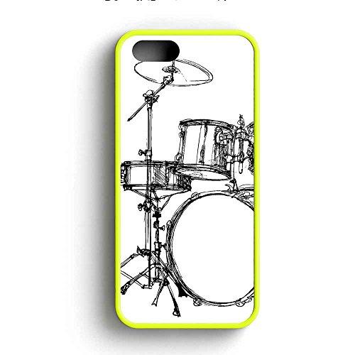 drum-set-art-sketch-cover-funda-iphone-5-5s-fall-rubber-frame-yellow-fit-para-funda-iphone-5-5s-h1i0