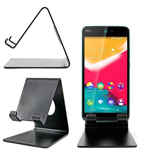 station-daccueil-support-pour-wiko-rainbow-jam-et-rainbow-jam-4g-smartphone-ecran-5-en-metal-noir-de