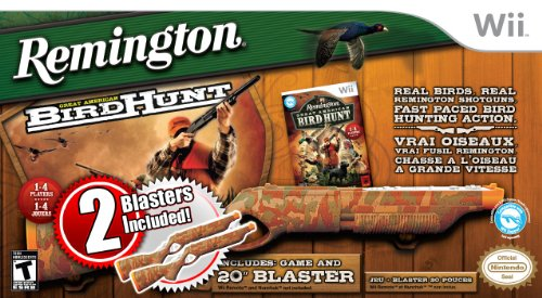 Remington Bird Hunt - 2 Camo Gun Bundle